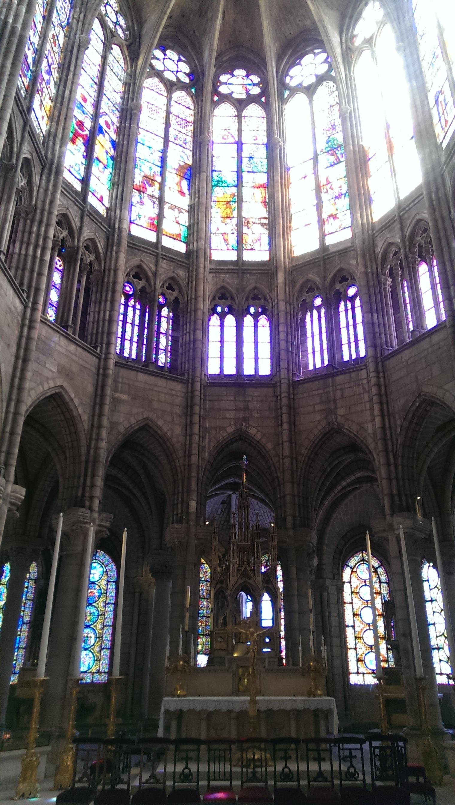 Saint Denis ©Ulf Schmidt